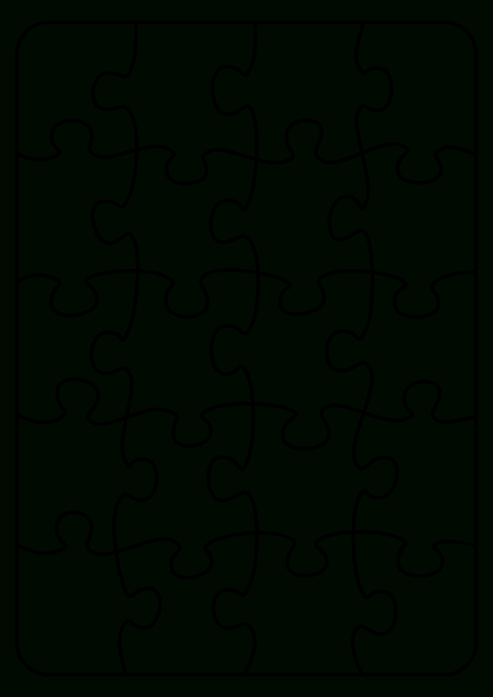 Jigsaw 20 Piecespacefem | New School Year | Puzzle Art, Jigsaw - Printable Jigsaw Puzzles 6 Pieces