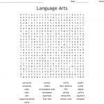 Language Arts Word Search   Wordmint   Printable Ela Puzzles