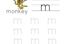 Letter M Worksheets | Activity Shelter – Letter M Puzzle Printable