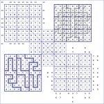 Loco Sudoku   Printable Hitori Puzzles