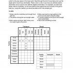 Logic Puzzle Worksheet   Free Esl Printable Worksheets Madeteachers   Printable Puzzles Logic