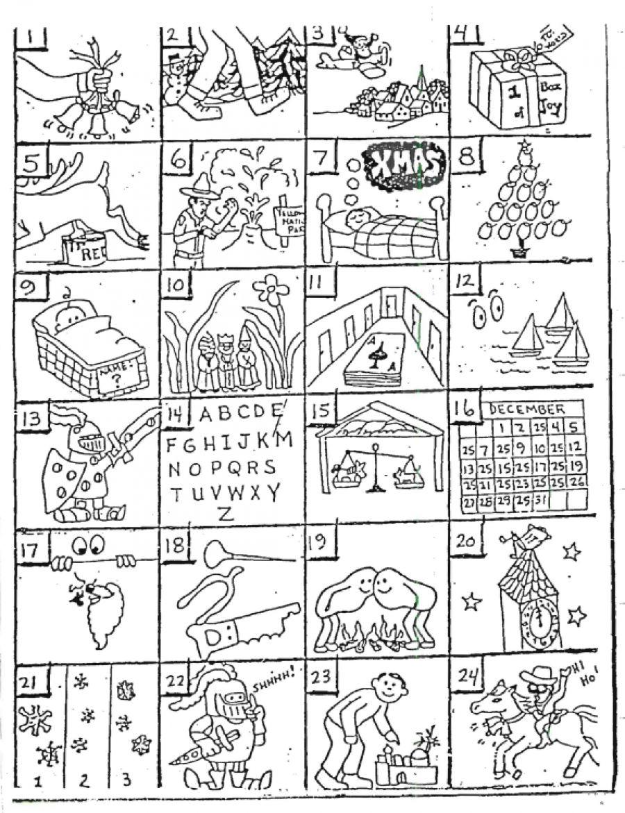 Love To Teach   Christmas Rebus Puzzles   Teacher, Student, And - Printable Christmas Rebus Puzzles