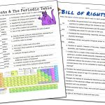 Match Up Worksheet Maker   Printable Matching Puzzle