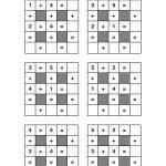 Math Puzzle Activities   Fahmi   Maths Puzzles, Math, Math Games   Printable Math Puzzle Games