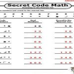 Math Puzzles Printable For Learning | Activity Shelter   Printable Puzzles Math