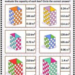 Math Skills And Iq Training Visual Puzzle Or Worksheet. Evaluate   Worksheet Visual Puzzle