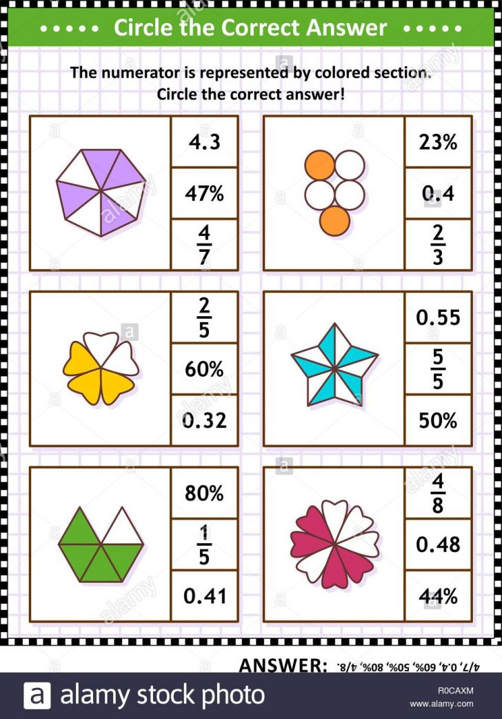 Worksheet Visual Puzzle