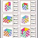 Math Skills Training Visual Puzzle Worksheet Evaluate Liquid   Worksheet Visual Puzzle