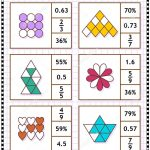 Math Skills Training Visual Puzzle Worksheet Schoolchildren Adults   Worksheet Visual Puzzle