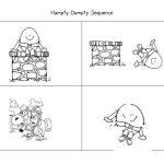 More Fun With Nursery Rhymes!   Literacy: Nursery Rhymes   Nursery   Printable Humpty Dumpty Puzzle