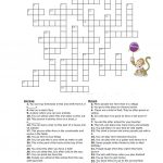 Movers Word Puzzles Worksheet   Free Esl Printable Worksheets Made   Printable Vocabulary Puzzles