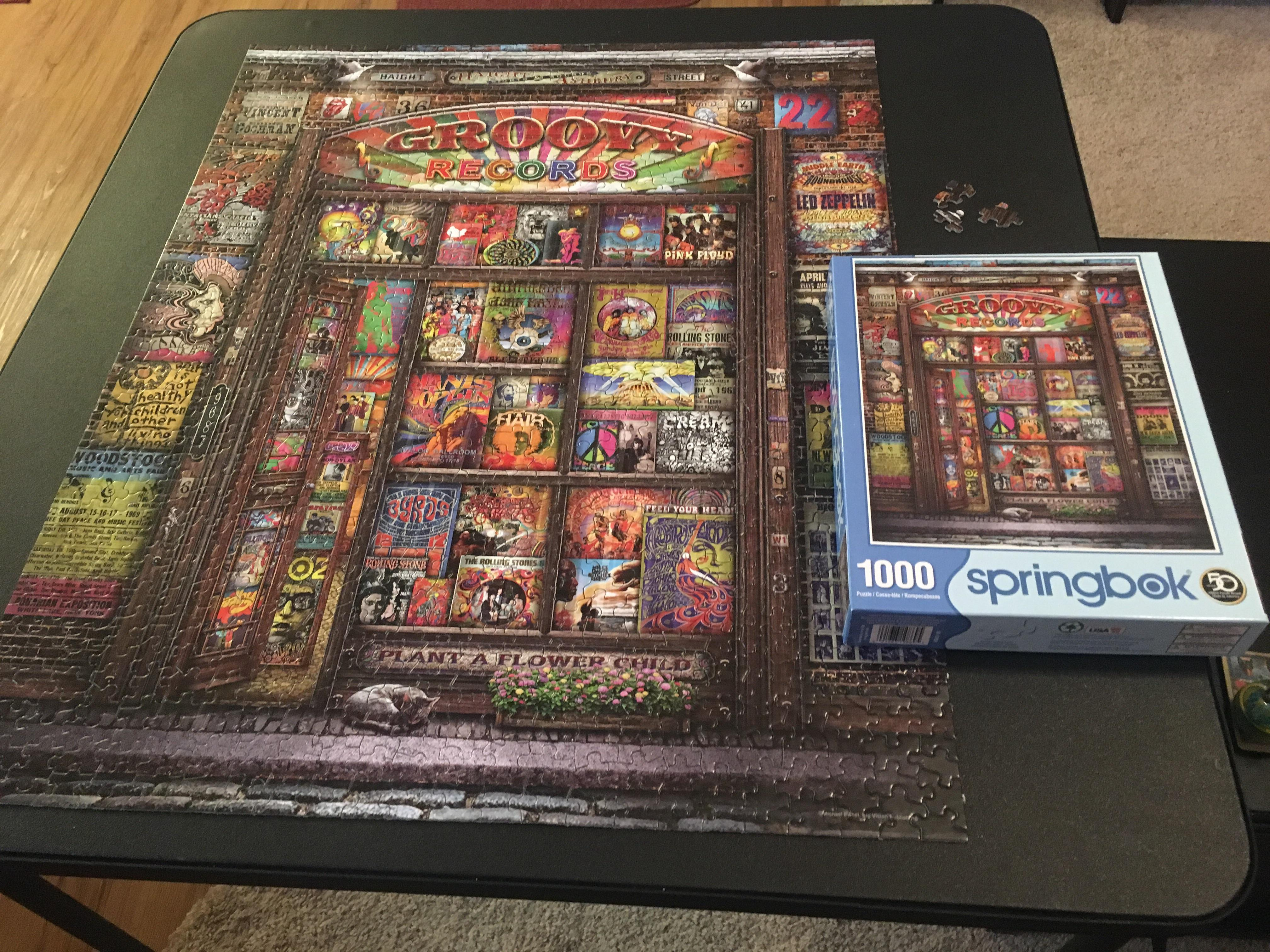 My Puzzle Came With 3 Extra Pieces And A Slightly Different Print On - Print My Puzzle
