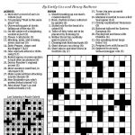 National Post Cryptic Crossword Forum: Saturday, April 7, 2012   Printable Crossword Puzzles 2012