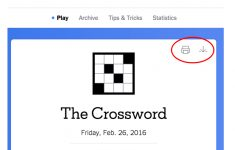 New York Times Crossword – Help – Printable Ny Times Crossword Puzzles