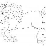Nice Dot To Dot Printables 1 100 Easy Dot To Printables Free   Free   Printable Unicorn Puzzles