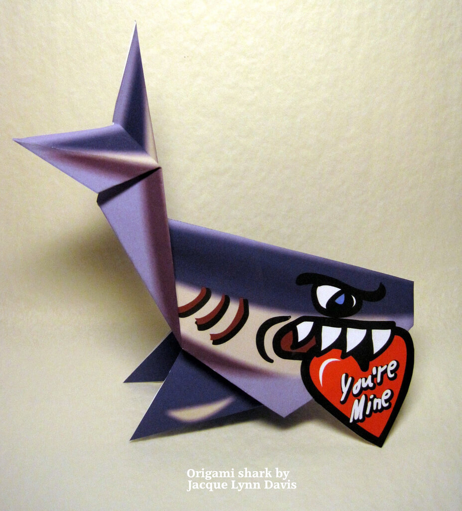 Origami (Paper Folding) | Free Printable Papercraft Templates - Printable Origami Puzzle