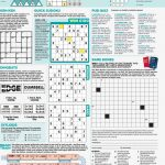 Pa Puzzles   Puzzle Design Experts To Print And Online Media   Printable Newspaper Puzzles