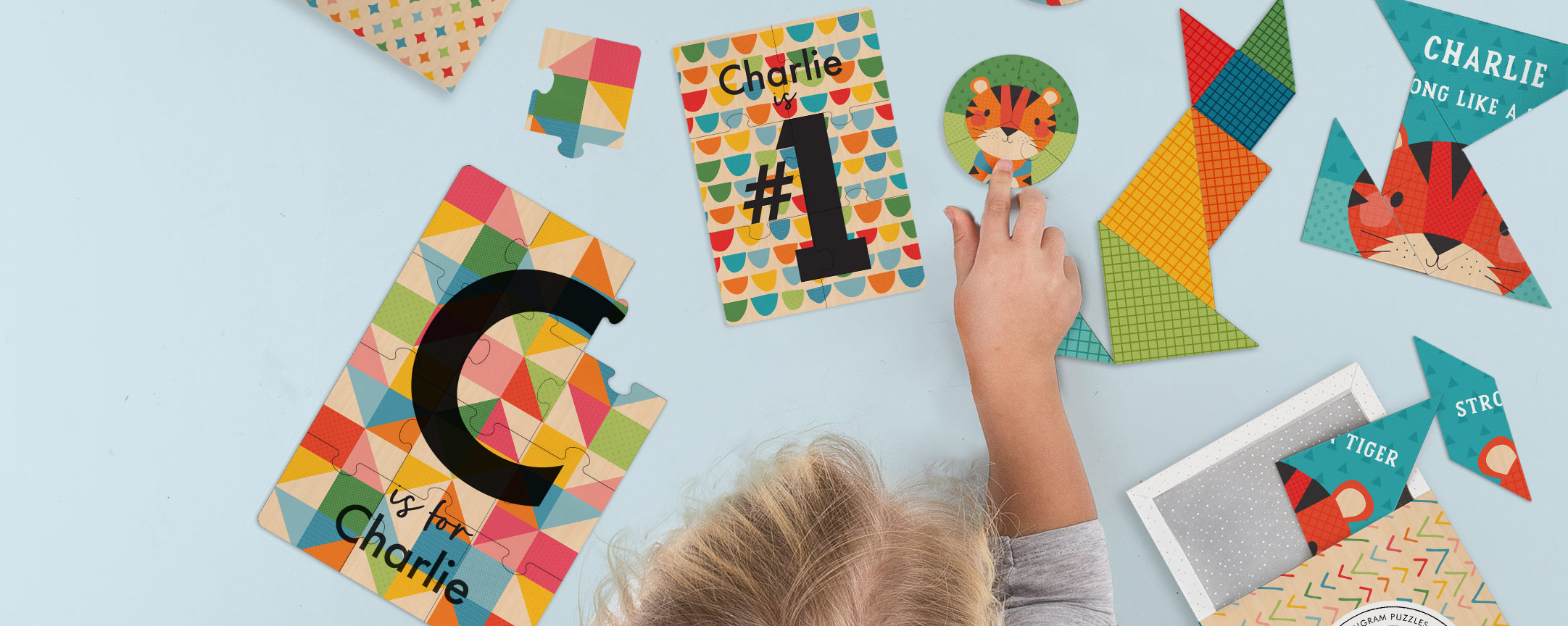 Personalised Wooden Jigsaw Puzzles And Name Puzzles - Tinyme Singapore - Print Jigsaw Puzzle Singapore