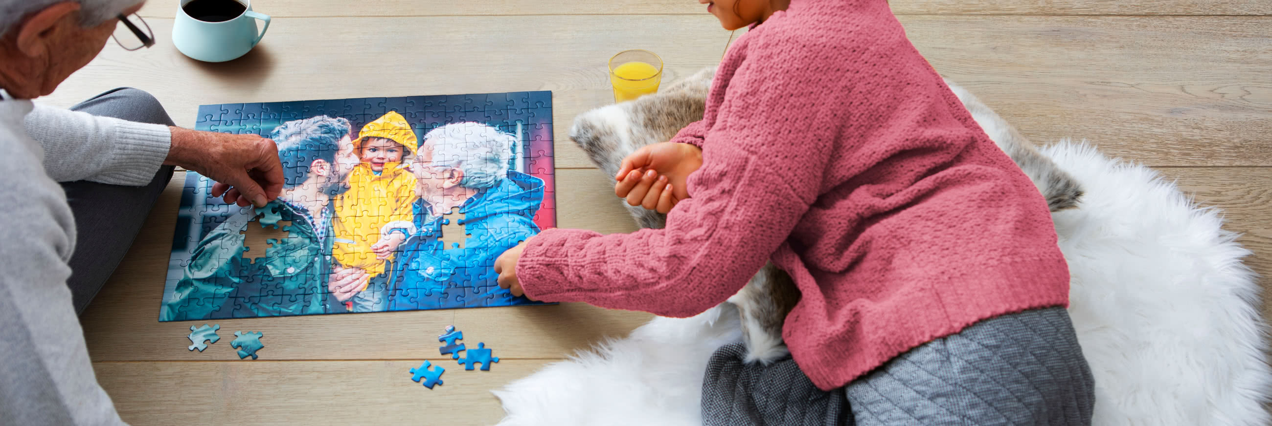 Photo Jigsaws - Personalised Puzzles - Photobox - Print My Puzzle