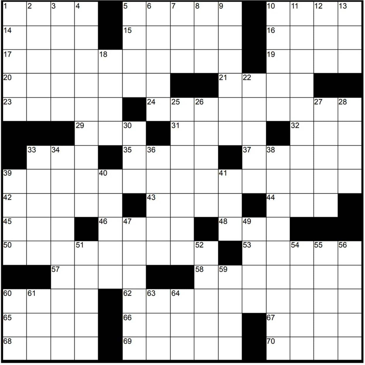 photo regarding Merl Reagle Printable Crossword Puzzles identify Printable Crossword Puzzles Merl Reagle Printable