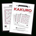 Print At Home Kakuro – Kappa Puzzles   Printable Puzzles Kakuro