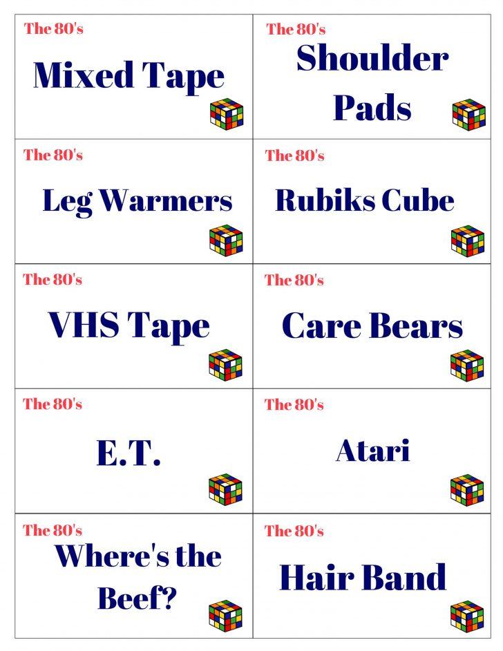 Crossword Puzzles Printable 1980S