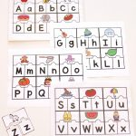 Printable Abc Puzzles For Pre K And Kindergarten   Printable Puzzles For Kindergarten