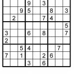 Printable Chain Sudoku Puzzles | Printable Sudoku Free   Sudoku X Printable Puzzles
