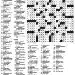 Printable Crossword Dictionary ÀŽfire Sign〠  Boston Globe Crossword Puzzle Printable