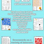 Printable Crossword Puzzles For Kids At Squigly's Playhouse   Printable Children's Crossword Puzzles