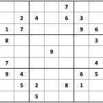 Printable Hard Sudoku | Printable   Difficult Sudoku Puzzles   Printable Sudoku X Puzzles