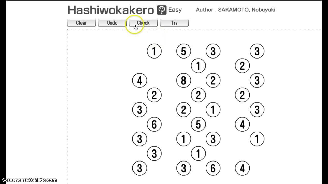 Printable Hashiwokakero Or Build Bridges Logic Puzzles To Boost Our - Printable Bridges Puzzles