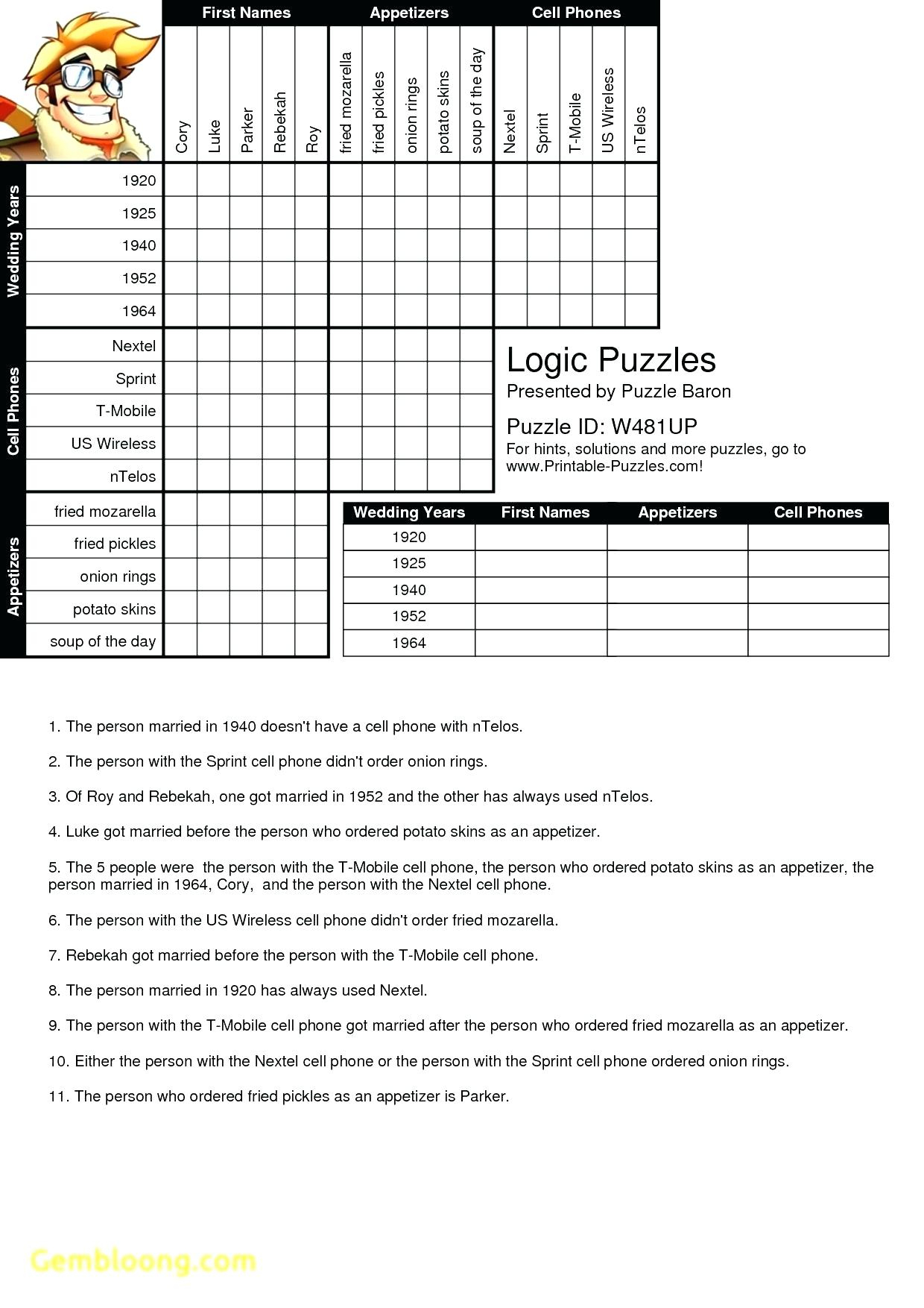 photograph about Easy Logic Puzzles Printable known as Printable Logic Puzzle Dingbat Rebus Puzzles Dingbats S