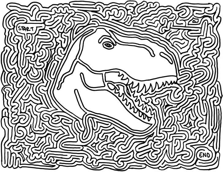 Printable Puzzle Mazes