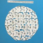 Printable Pi Puzzle For Pi Day | Teach Beside Me | Teaching Math   Printable Daily Puzzle