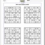 Printable Soduku | Ellipsis | Printable Sudoku Krazydad | Printable   Printable Puzzles By Krazydad