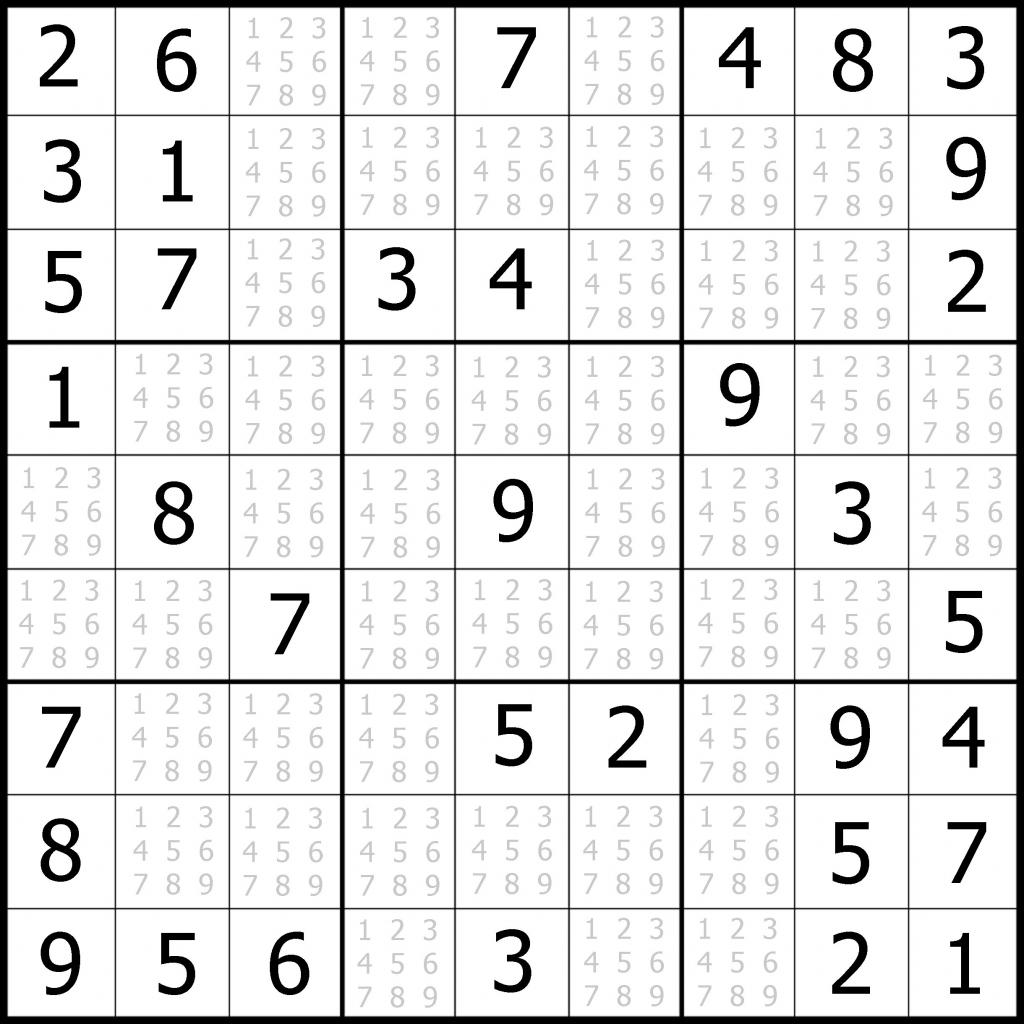 Printable Sudoku Free - Part 4 - Printable Hexadoku Puzzles