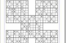 Printable Sudoku Free – Printable Puzzles.com