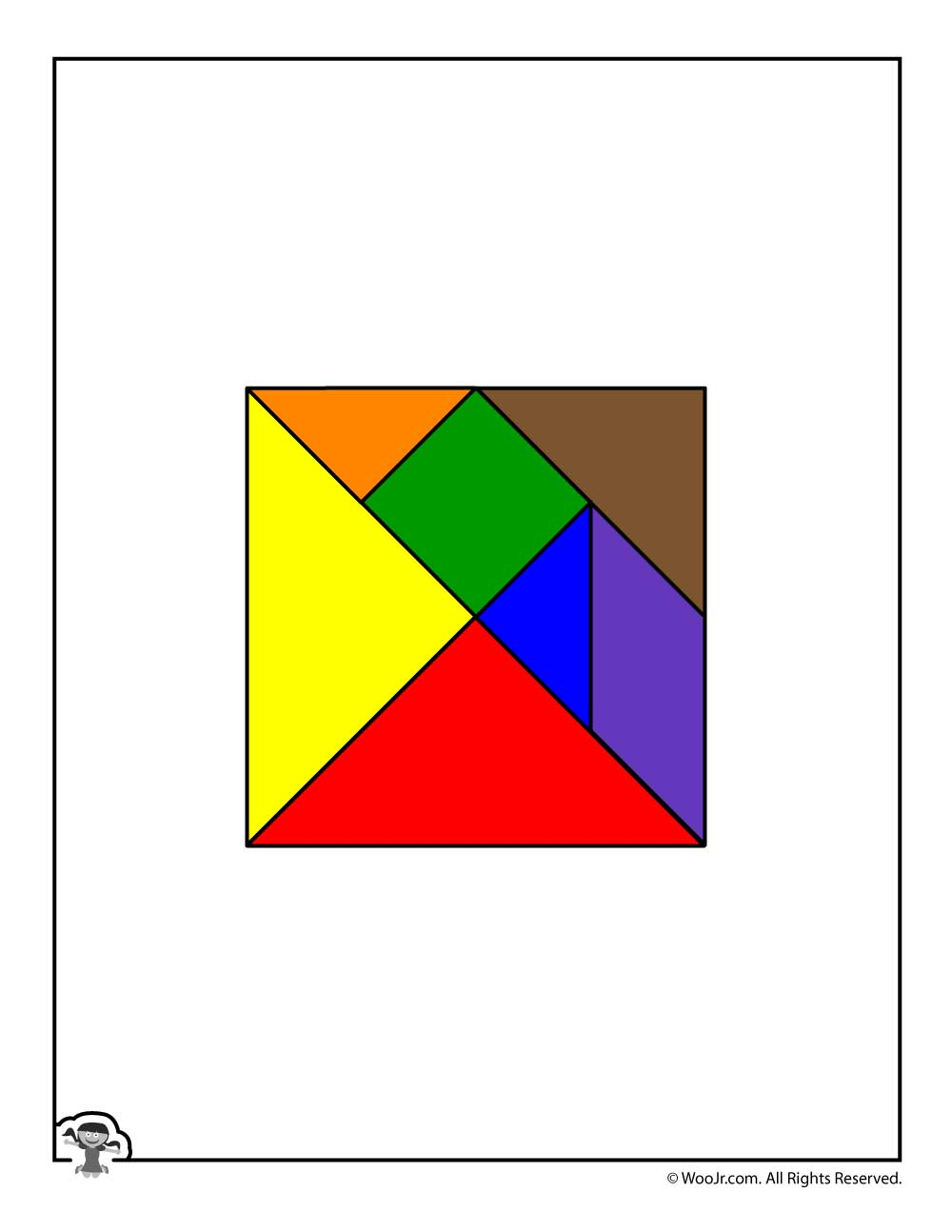 Printable Tangram Puzzle Pieces | Woo! Jr. Kids Activities - Printable Tangram Puzzle Pieces