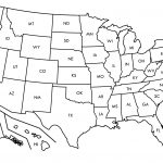 Printable Us State Map Puzzle Com Inside   D Df   Printable State Puzzle