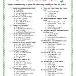 Printable+Christmas+Song+Trivia | Christmas Trivia | Christmas   Printable Trivia Puzzles