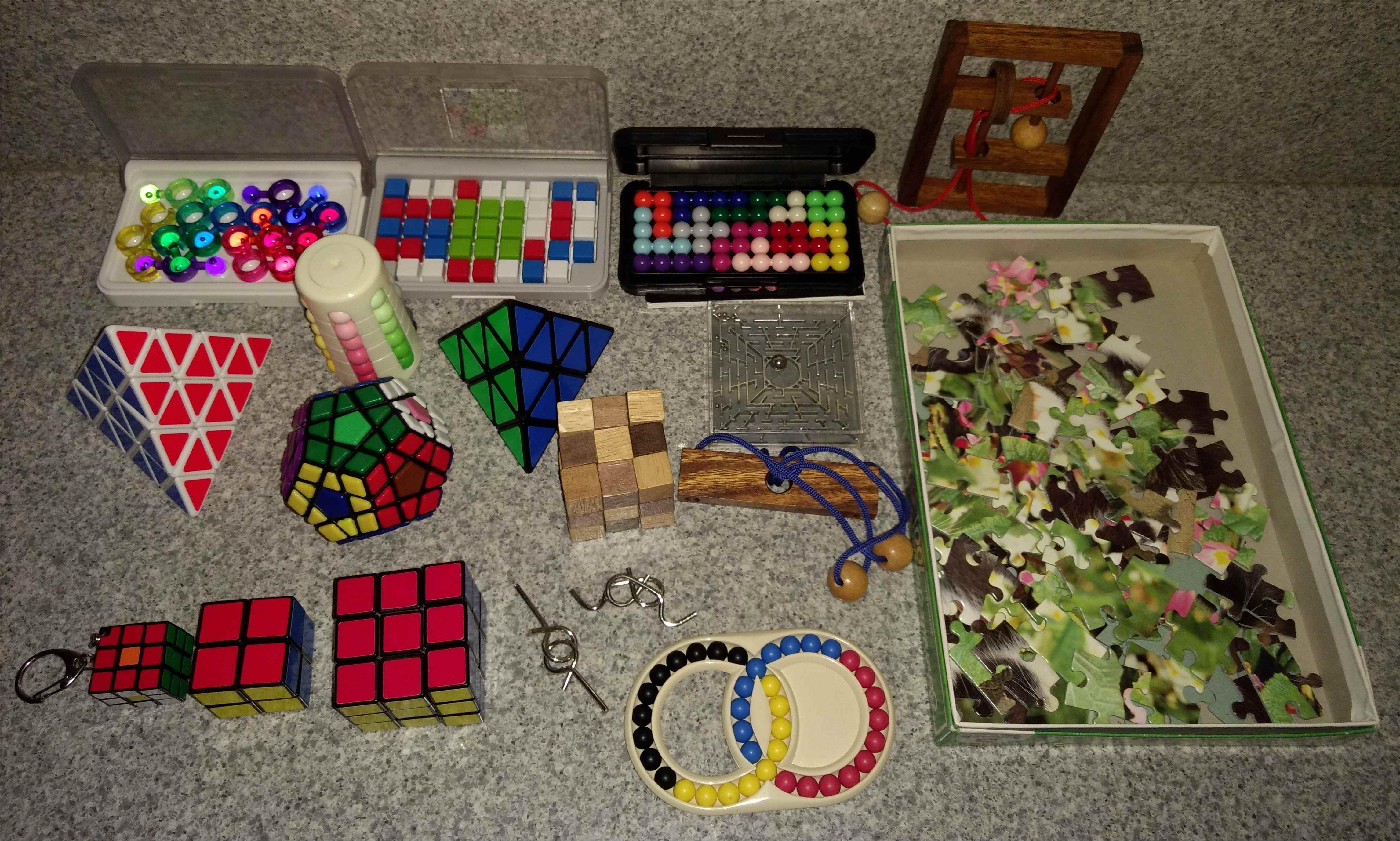 Puzzle - Wikipedia - Printable Gogen Puzzle