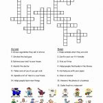 Quick Cryptic Crossword – Remedy It Online Or Make Use Of Printable   Printable Cryptic Crossword Puzzles