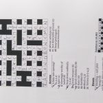 Quickcrossword Hashtag On Twitter   Guardian Printable Quick Crossword