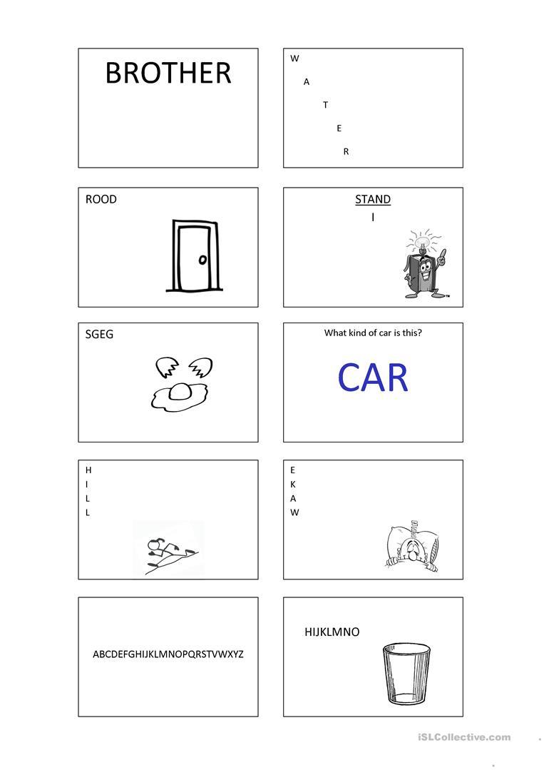 Rebus Worksheet - Free Esl Printable Worksheets Madeteachers - Printable Rebus Puzzle