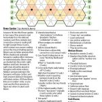 Rows Garden (Saturday Puzzle)   Wsj Puzzles   Wsj   Printable Crossword Puzzles Wsj