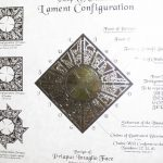 Schematics Of The Hellraiser Puzzle Box | Halloween Monsters   Printable Hellraiser Puzzle Box