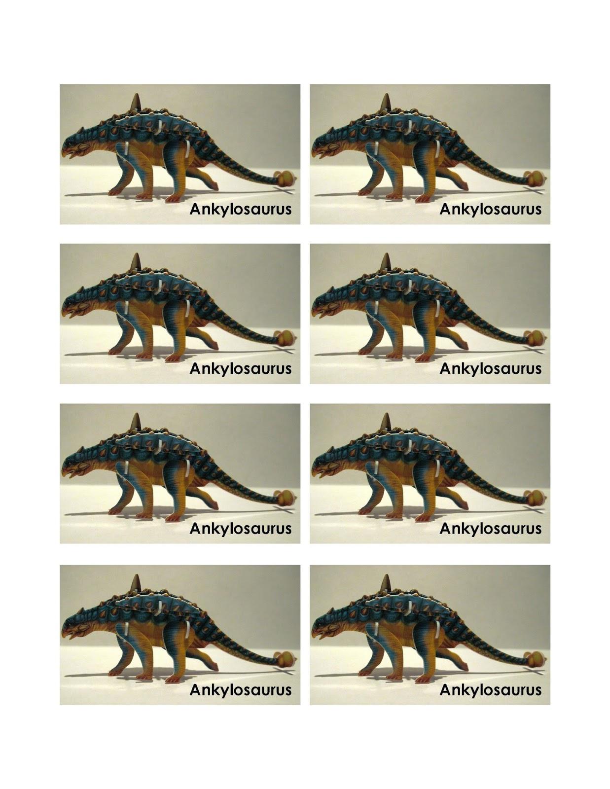 Simply Shoeboxes: Printable Instructions For Building 3D Dinosaur - Printable 3D Puzzles