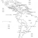 South America Map And Review Worksheet Answers South America Word – Printable Puzzle South America