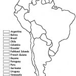 South America Unit W/ Free Printables | Homeschooling | Spanish   Printable Puzzle South America